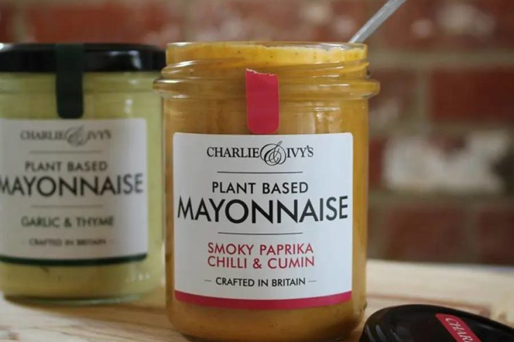 Charlie & Ivy's launch plant based Mayonnaises